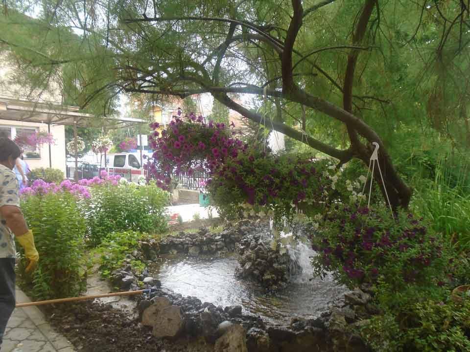 Уређење дворишта и парка ГЦ Јагодина - слика 3