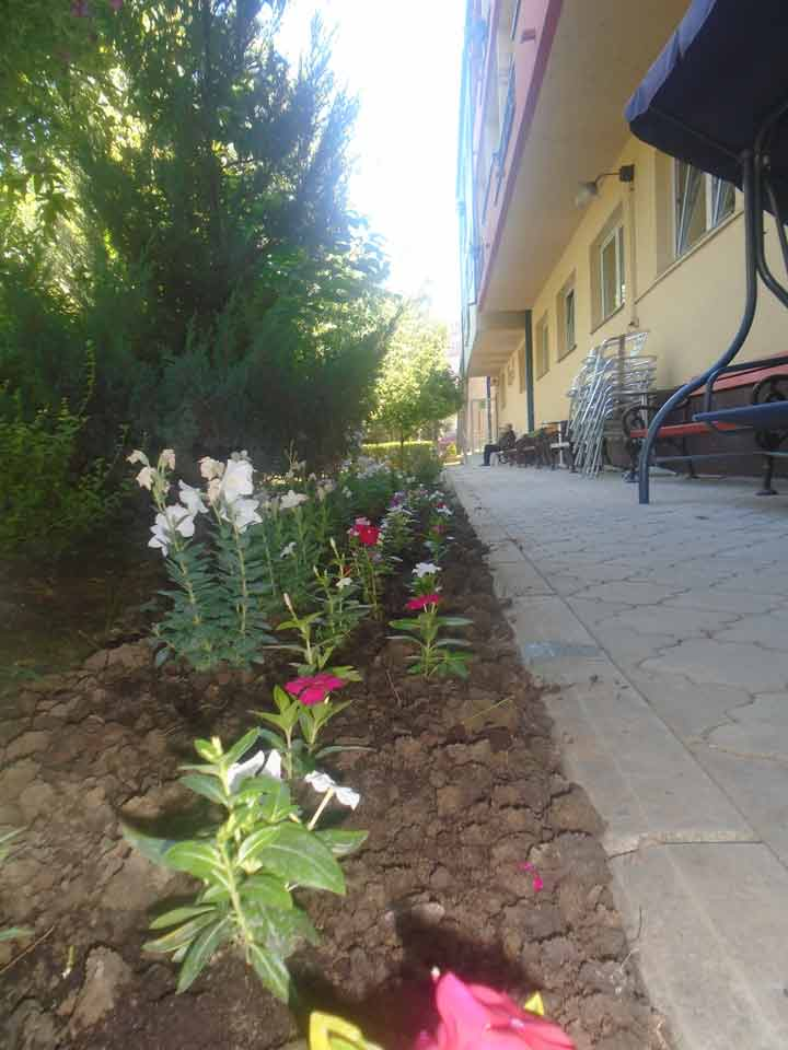 Уређење дворишта и парка ГЦ Јагодина - слика 6
