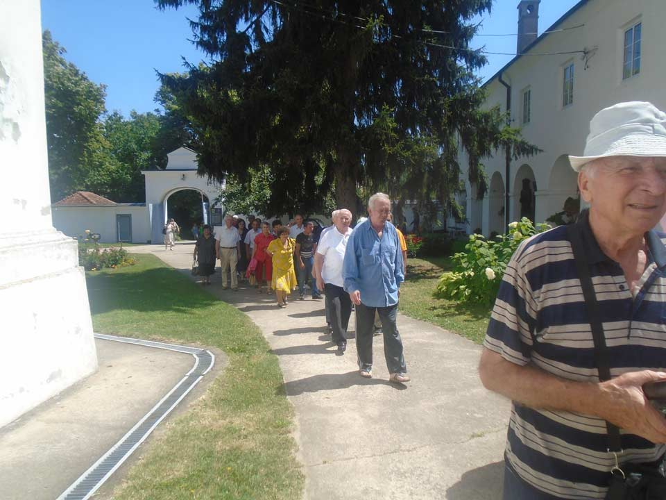 Излет до Фрушке Горе 4 - Геронтолошки центар Јагодина 2016