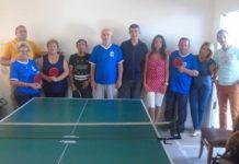 Пријатељски меч у стоном тенису 2016 - Геронтолошки центар Јагодина