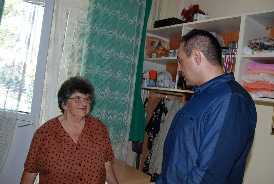 Poseta ministra Vulina Gerontološkom centru u Jagodini - slika 12