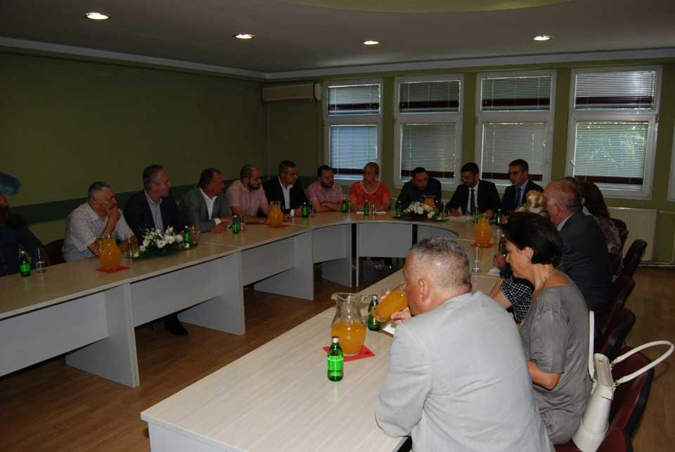 Poseta ministra Vulina Gerontološkom centru u Jagodini - slika 17