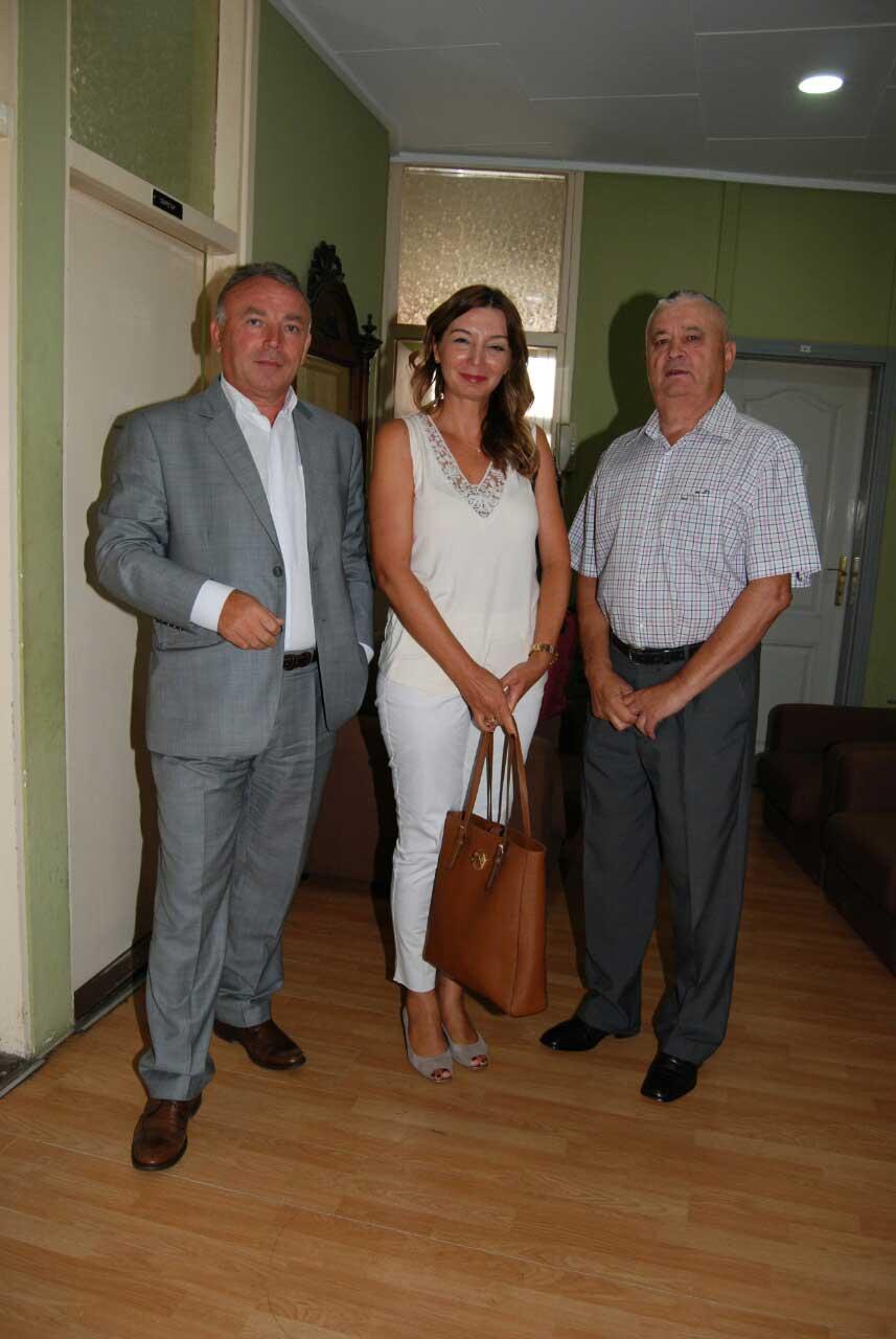 Poseta ministra Vulina Gerontološkom centru u Jagodini - slika 25