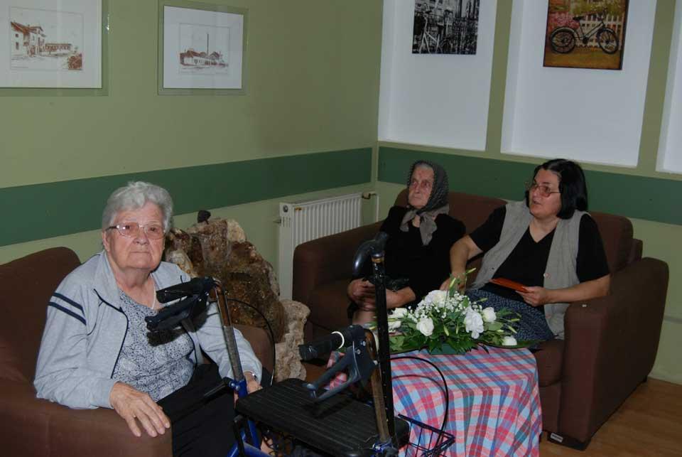 Poseta ministra Vulina Gerontološkom centru u Jagodini - slika 5