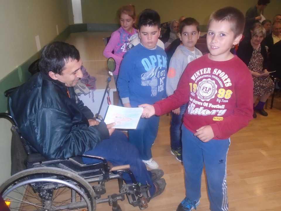 """Poseta učenika OŠ """"Rada Miljković"""" – Gerontološki centar Jagodina- slika 11"""