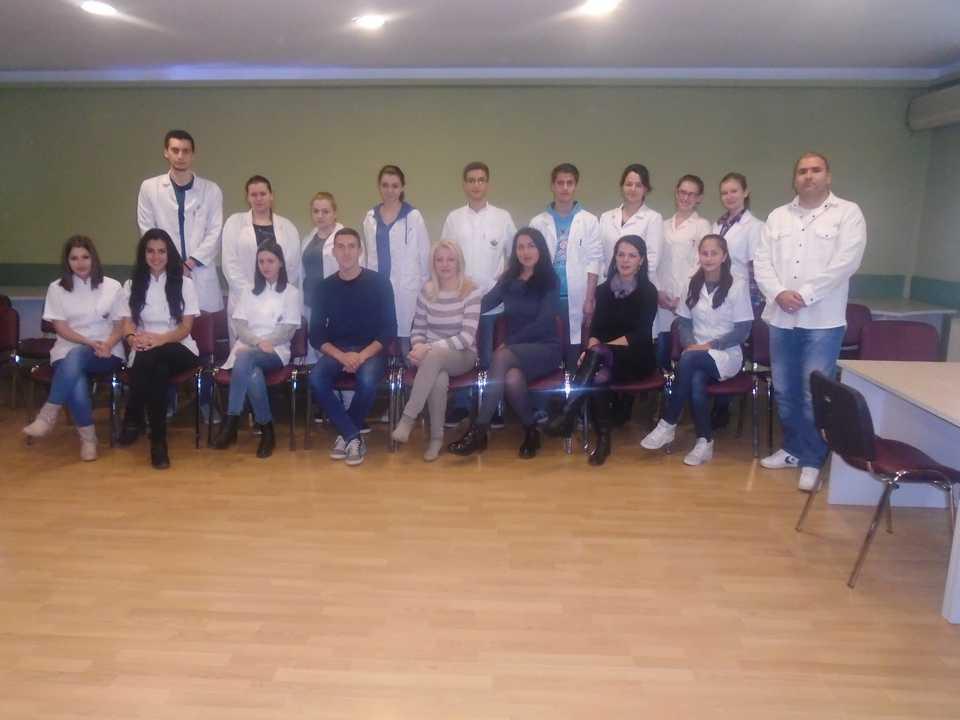 Poseta srednje medicinske škole iz Ćuprije – Gerontološki centar Jagodina – slika 9