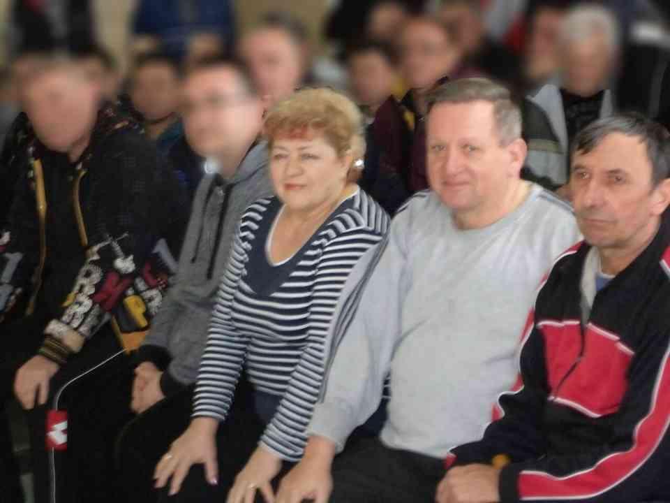 Меч у стоном тенису између корисника ГЦ Јагодина и становика КПЗ Ћуприја - 10.03.2017. године 1