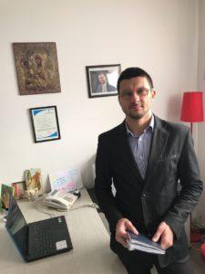 директор ГЦ Јагодина - Милан Стојановић