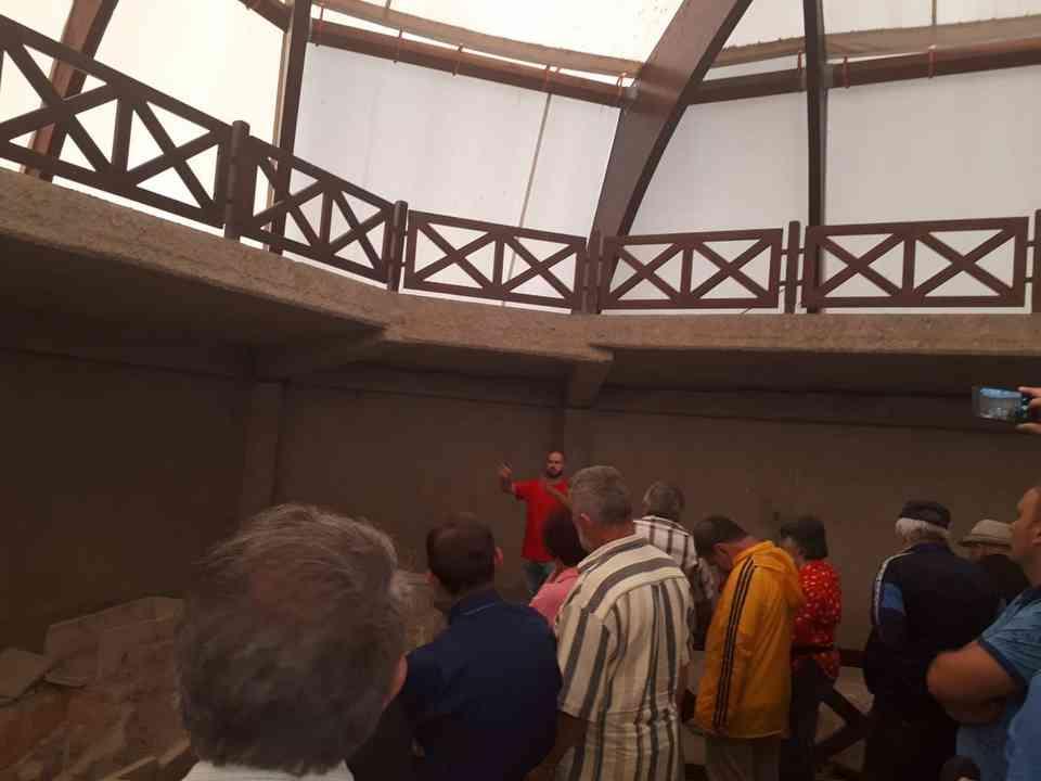 Корисници ГЦ Јагодина у посети древној римској насеобини Виминацијуму 5