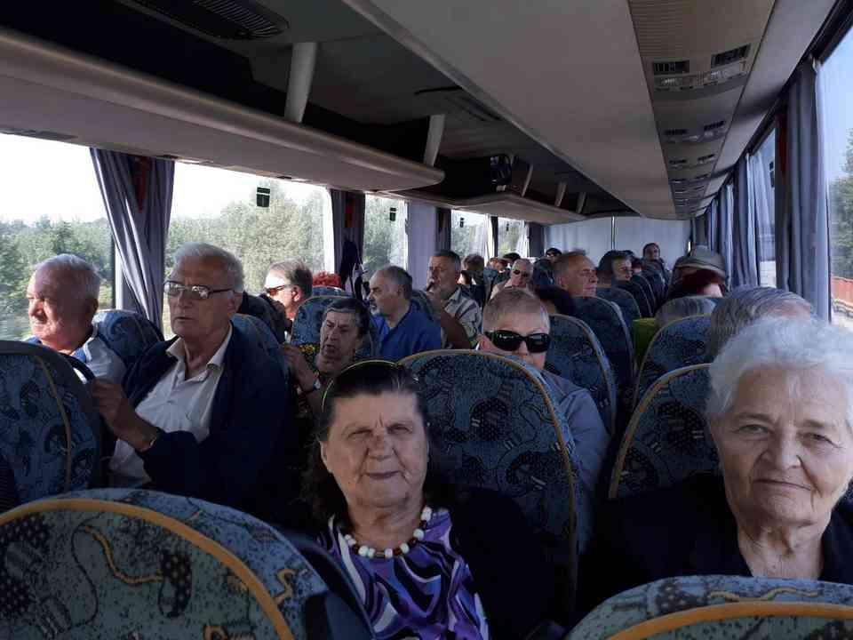 Корисници ГЦ Јагодина у посети древној римској насеобини Виминацијуму 6
