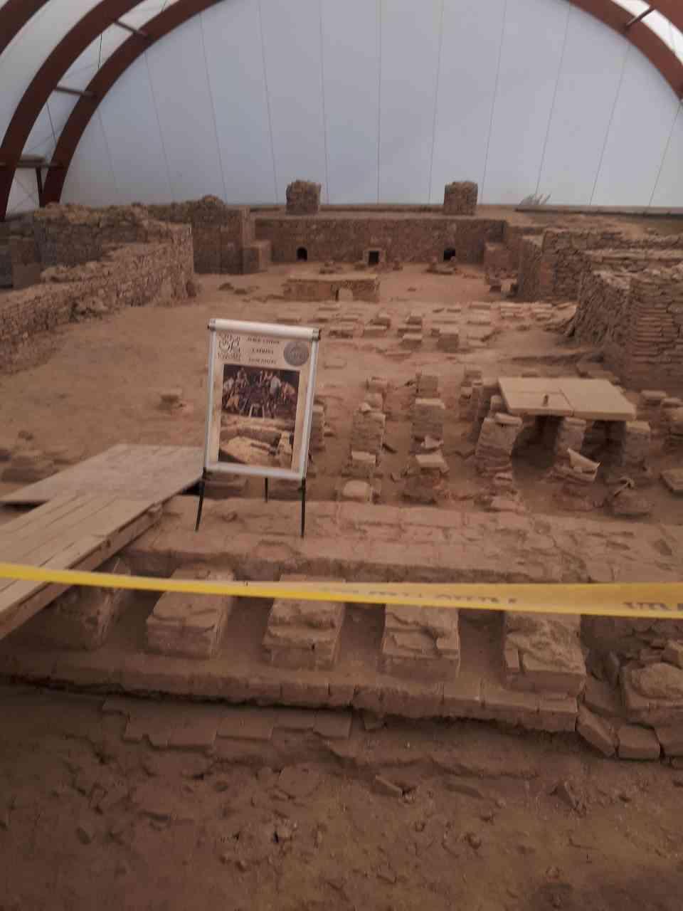 Корисници ГЦ Јагодина у посети древној римској насеобини Виминацијуму 9