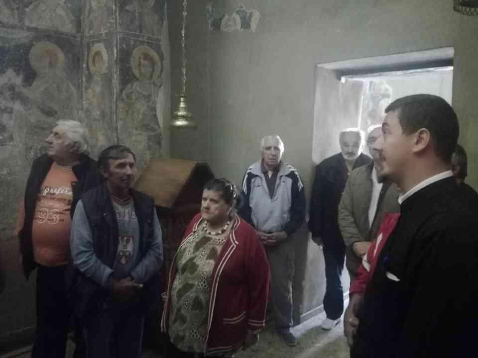 Група корисника ГЦ Јагодина у посети манастиру Јошаница - октобар 2018. године - сл. 3