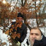 Сечење бадњака и припреме за Божић 2019. године - сл.1
