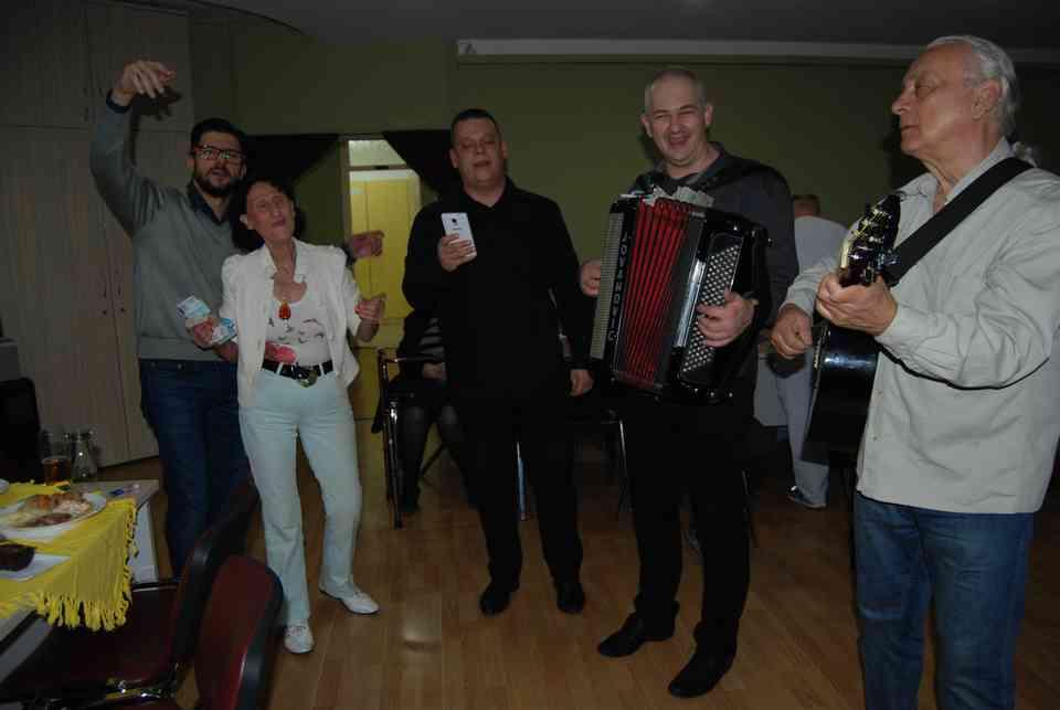 Свечана Новогодишња вечера у клубу ГЦ Јагодина - 9
