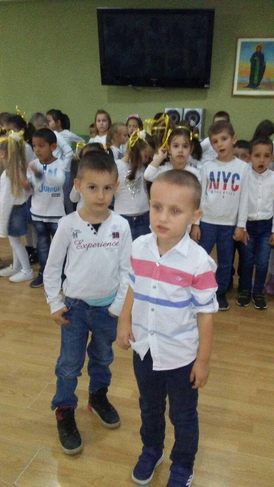 Предшколци ПУ Пионир -вртић Пиварац код нас у гостима -сл. 4