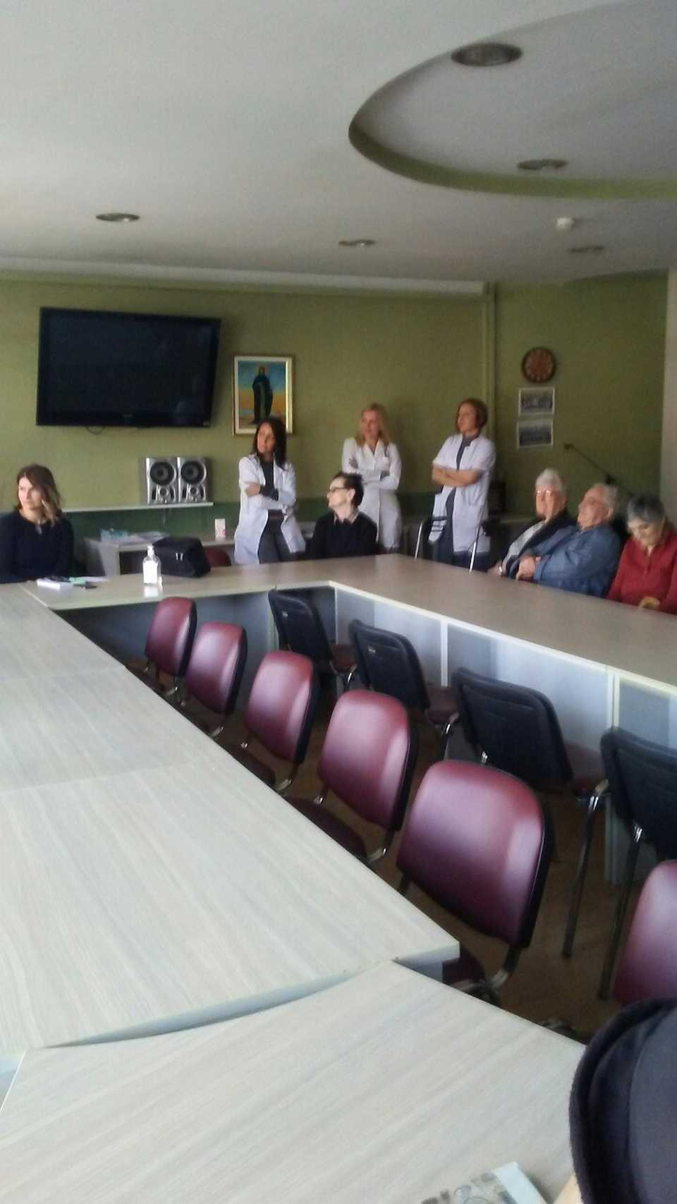 Предавање о превенцији и аспектима лечења дијабетеса - ГЦ Јагодина - новембар 2019 - слика 4