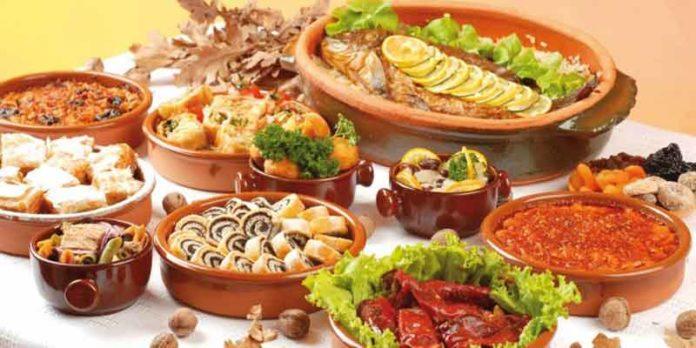 Геронтолошки центар Јагодина - храна