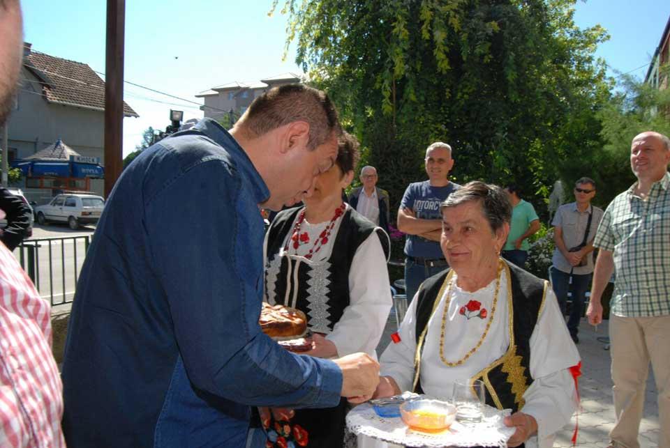 Poseta ministra Vulina Gerontološkom centru u Jagodini - slika 13