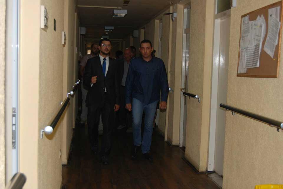 Poseta ministra Vulina Gerontološkom centru u Jagodini - slika 14