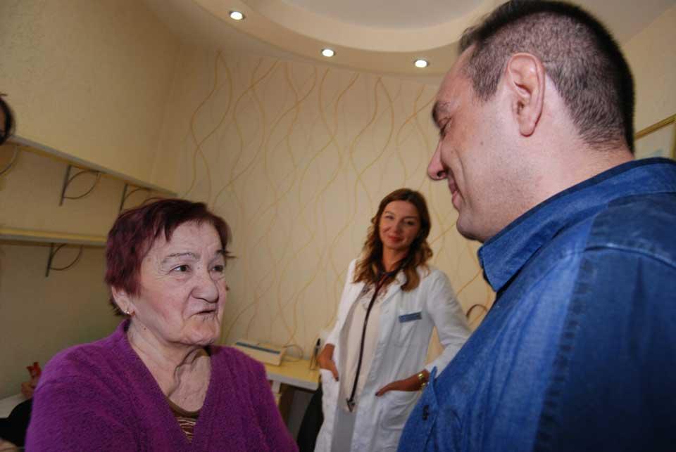 Poseta ministra Vulina Gerontološkom centru u Jagodini - slika 15