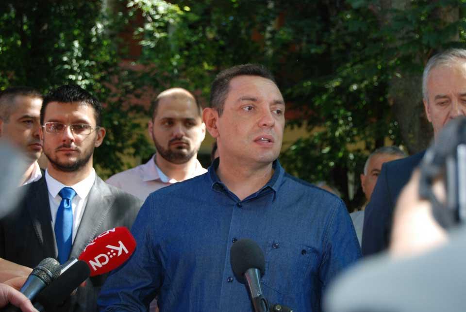 Poseta ministra Vulina Gerontološkom centru u Jagodini - slika 20