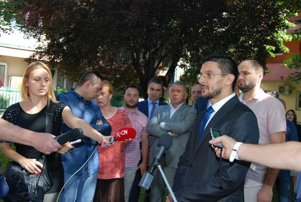 Poseta ministra Vulina Gerontološkom centru u Jagodini - slika 24