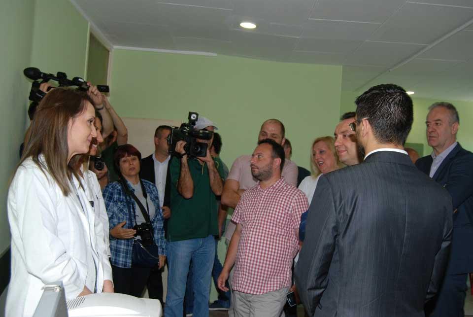 Poseta ministra Vulina Gerontološkom centru u Jagodini - slika 27
