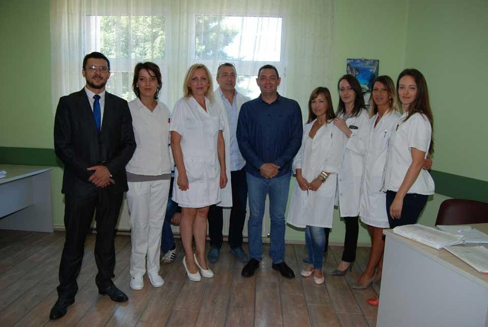 Poseta ministra Vulina Gerontološkom centru u Jagodini - slika 28