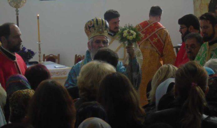 Liturgija u novoj crkvi na Strelištu 14.10.2016.god. - GC Jagodina - naslovna slika