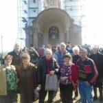 Liturgija u novoj crkvi na Strelištu 14.10.2016.god. - GC Jagodina - slika 1