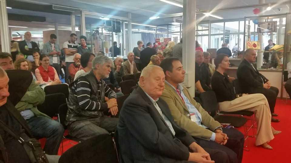 GC Jagodina kao domaćin dnevnog skupa na 61.sajmu knjiga - slika 11