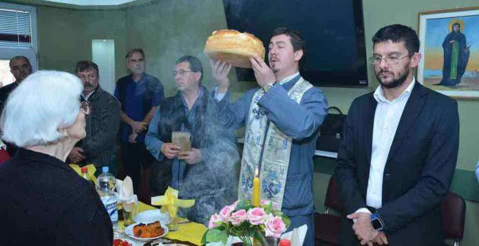 Прослава Свете Петке, славе ГЦ Јагодина, 27.10.2017. године - насловна