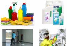 ЈНМВД - Материјал за одржавање хигијене, по партијама
