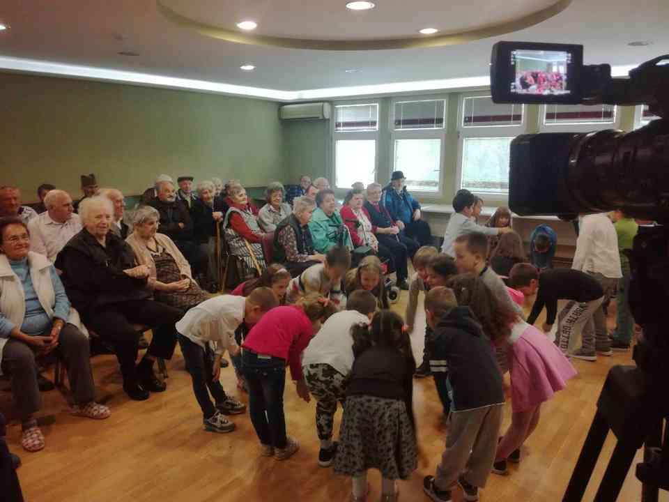 Обележавање 1.октобра међународног дана старих особа - 1