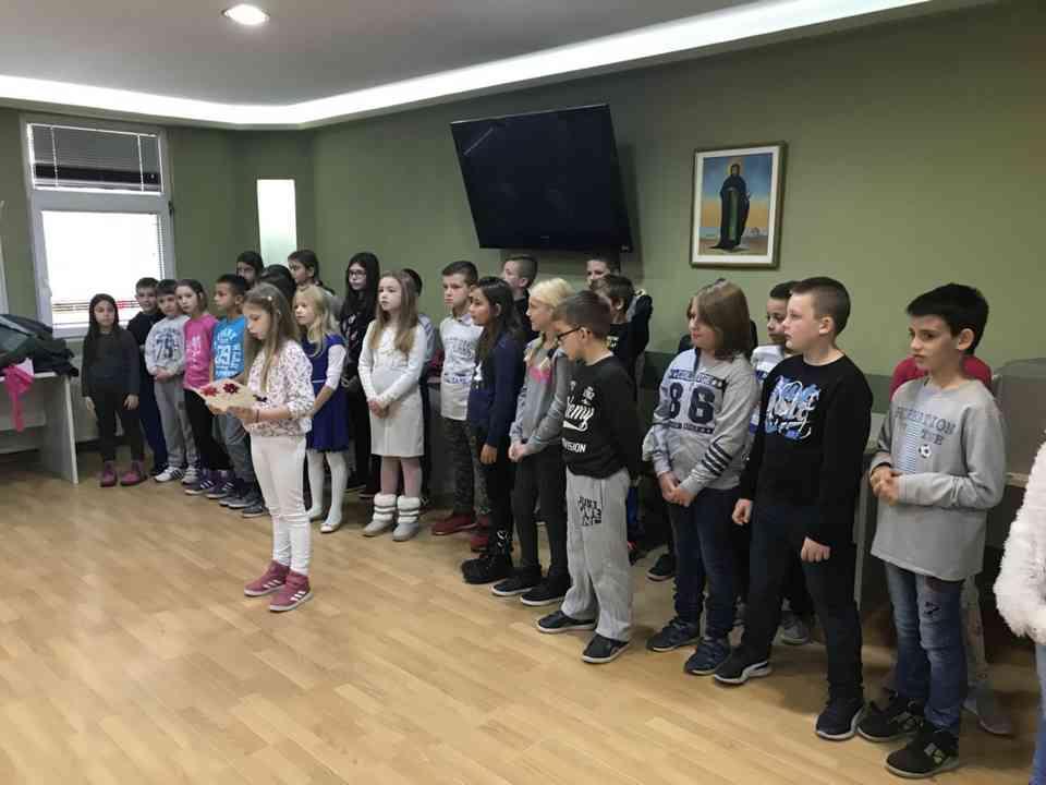 Посета ученика ОШ Рада Миљковић - ГЦ Јагодина 23.10.2018. године - сл. 2