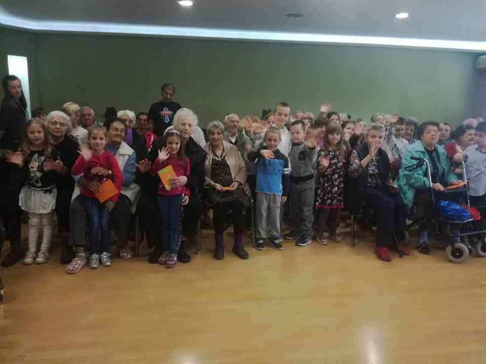 Обележавање 1.октобра међународног дана старих особа - 6
