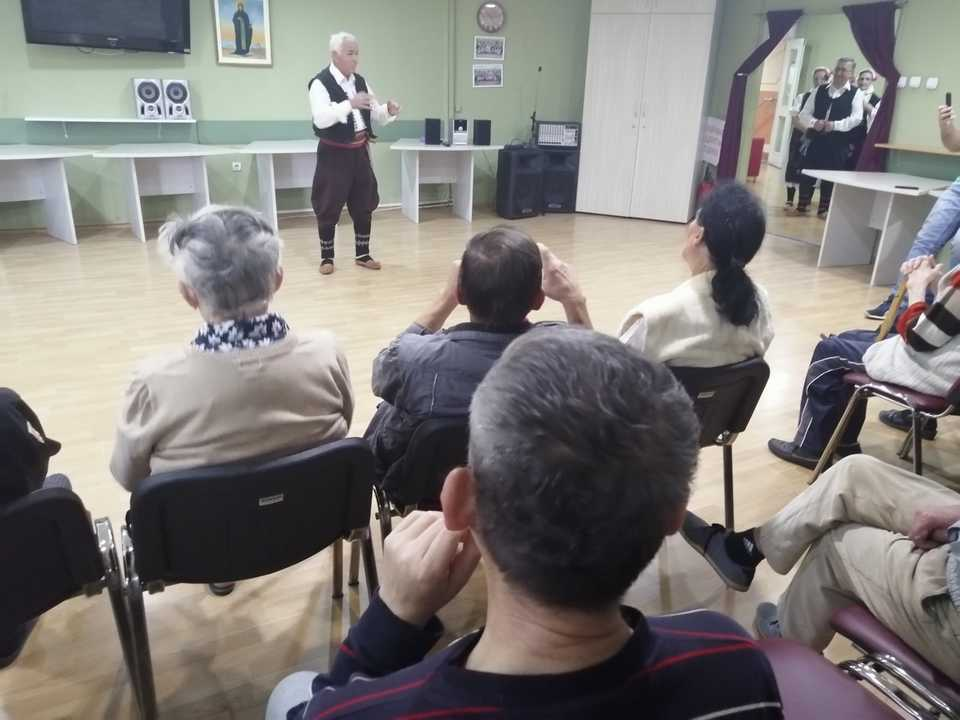 "Традиционални концерт корисника ГЦ Јагодина и клуба пензионера ""Здравац"" 1"